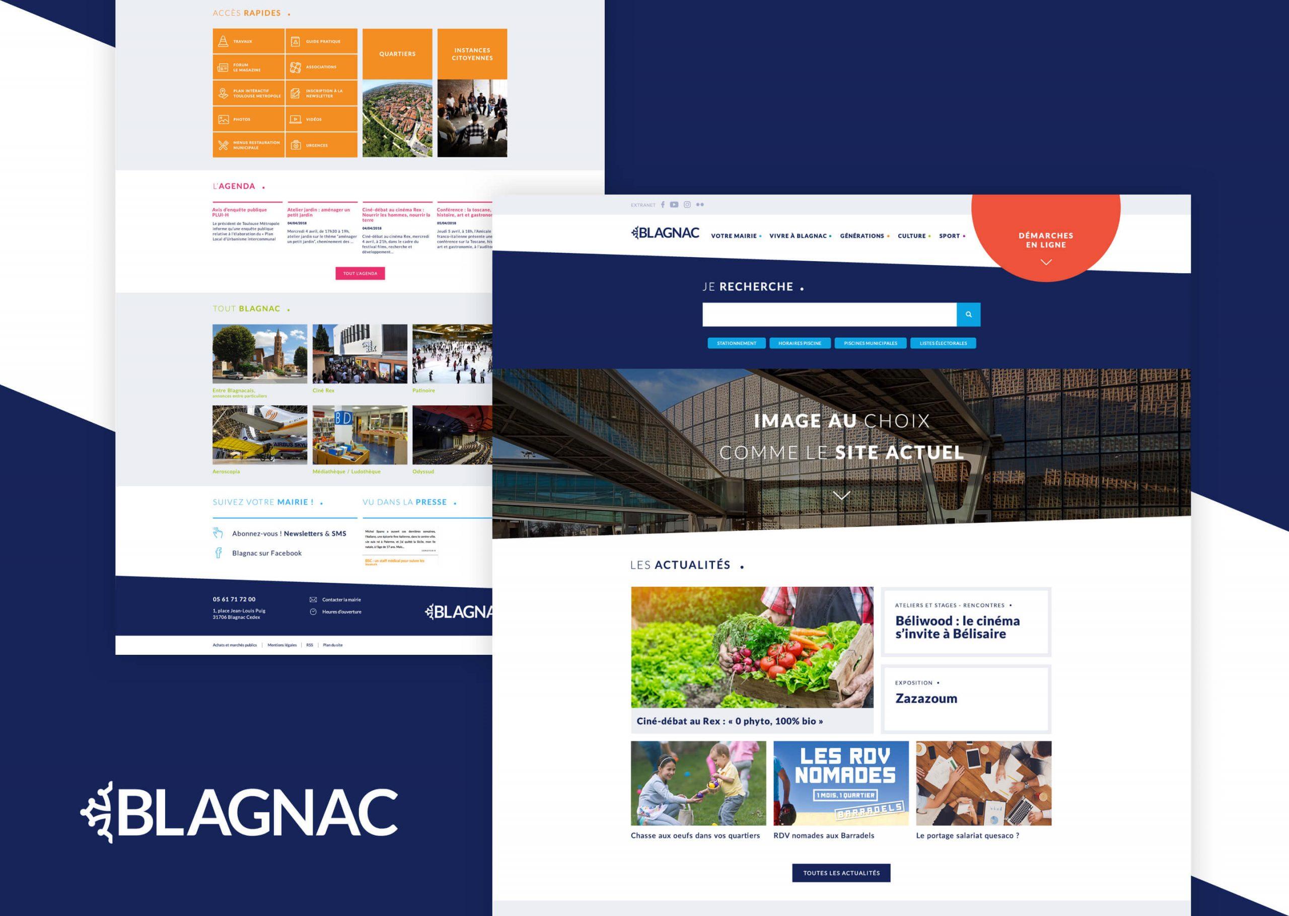 Webdesign Blagnac