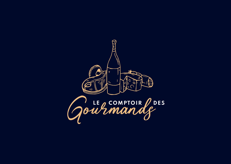 Logo le Comptoir des gourmands